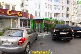 Детский обучающий центр TEREMOK-UNION по адресу проспект М. Бажана, 16