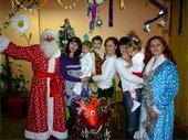 Новый год, праздники в центре раннего развития ребёнка Теремок