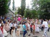Выпускной вечер для будущих первоклассников детского центра TEREMOK-UNION 2016