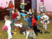празднования дня рождения в детском обучающем центре TEREMOK-UNION