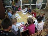 группа выходного дня в детском обучающем центре TEREMOK-UNION