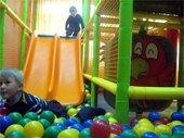 Игровая комната для детей в детском обучающем центре TEREMOK-UNION