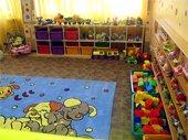 Игровая комната в детском клубе Теремок