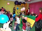 фото вечеринки для детей в центре TEREMOK-UNION
