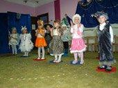 Новый год в детском клубе