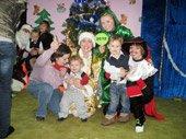 праздники в детском клубе