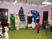фото с празднования Нового года 2012 в детском центре TEREMOK-UNION