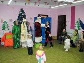 праздник для детей в TEREMOK-UNION