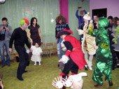 новый год для ребенка в Киеве