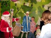 новый год в детском обучающем центре TEREMOK-UNION