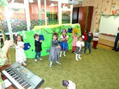 Утренник Весны в детском обучающем центре TEREMOK-UNION