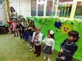 вечеринка для детей в детском обучающем центре TEREMOK-UNION