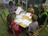 развивающие детские игры в группах