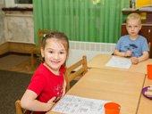 Занятия для детей 4-6 лет в Теремке