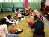 групповые занятия для малышей в Киеве
