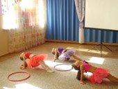 ученики детского центра TEREMOK-UNION