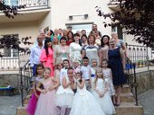праздничный вечер в детском центре TEREMOK-UNION 2016