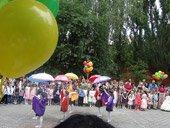 Выпускной вечер для будущих первоклассников детского центра TEREMOK-UNION