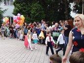выпуск в детском центре TEREMOK-UNION