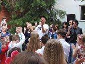 танцы в детском центре TEREMOK-UNION