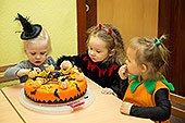 Хеллоуин для малышей