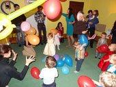 18 апреля в Теремке состоялась дискотека для самых младших наших учеников :)