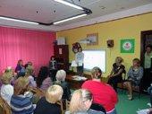 TEREMOK проводил родительские собрания для родителей