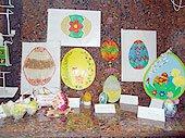 Победителями конкурса на самое красивое пасхальное яйцо стали