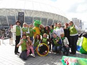 Фото центра детского развития TEREMOK на НСК Олимпийском в Киеве