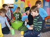 Фото детского центра