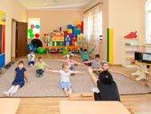 инфраструктура обучающего центра для детей TEREMOK-UNION