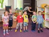 группа выходного дня для детей
