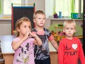 уроки пения в детском обучающем центре TEREMOK-UNION