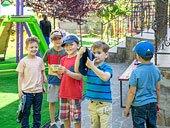 уроки английского в детском развивающем центре TEREMOK-UNION