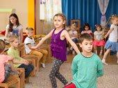 уроки акробатики для детей в Киеве