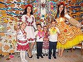 Тематический праздник для детей в детском обучающем центре TEREMOK-UNION