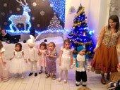 Новый год в Теремке 2015