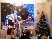 групповое детское празднование Нового года 2015