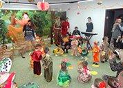Осенние утренники 29 и 30 октября в Теремке в садах полного дня