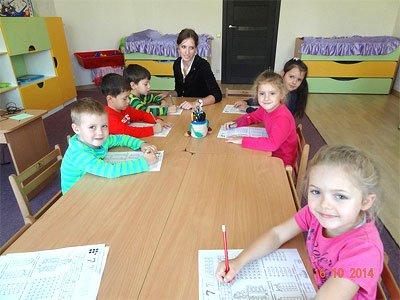 Детские центры развития Киев