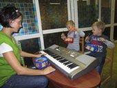 Уроки музыки для малышей