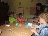 детское творчество в центре TEREMOK-UNION в Киеве