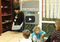 Подготовка детей 4-6 лет к школе в детском обучающем центре TEREMOK-UNION