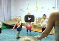 Акробатика для детей в детском обучающем центре TEREMOK-UNION
