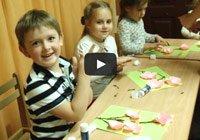 Уроки творчества для детей в детском обучающем центре TEREMOK-UNION