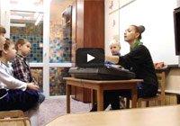 узыкальные занятия для детей в детском обучающем центре TEREMOK-UNION