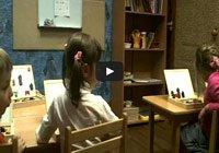Группа 4-х часового пребывания в детском обучающем центре TEREMOK-UNION