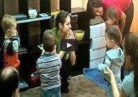 Общее развитие для детей 2-4 года в детском обучающем центре TEREMOK-UNION