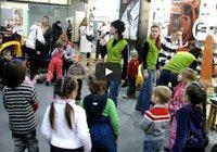 Развлечения в детском обучающем центре TEREMOK-UNION