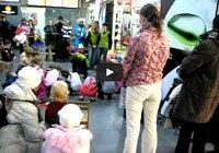 Уроки танцев в детском обучающем центре TEREMOK-UNION